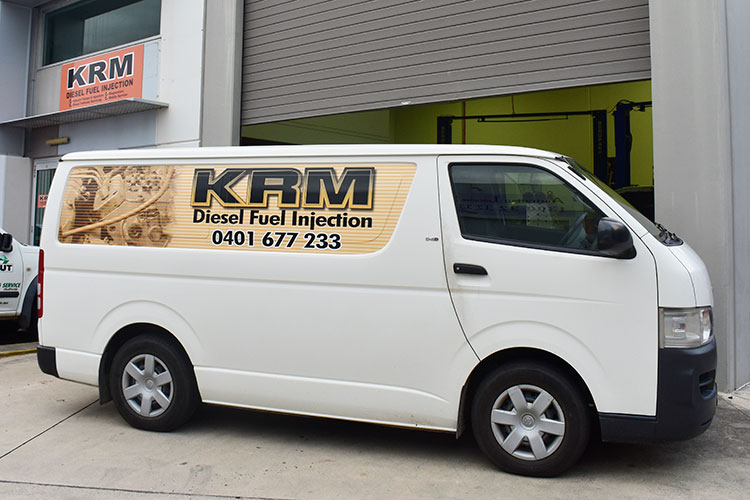 KRM Diesel Fuel Injection Workshop