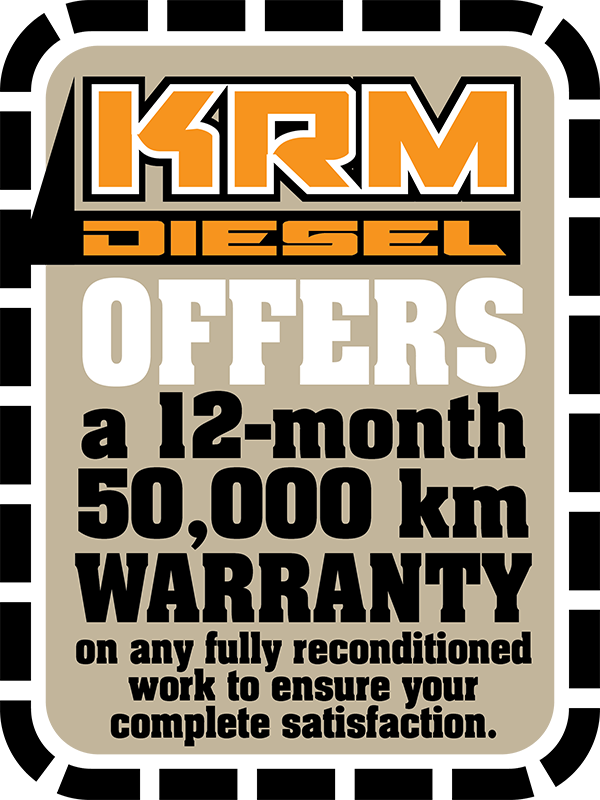 KRM Diesel Customer Satisfaction