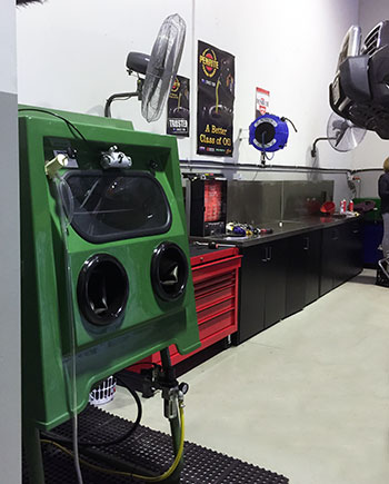 KRM Diesel Workshop